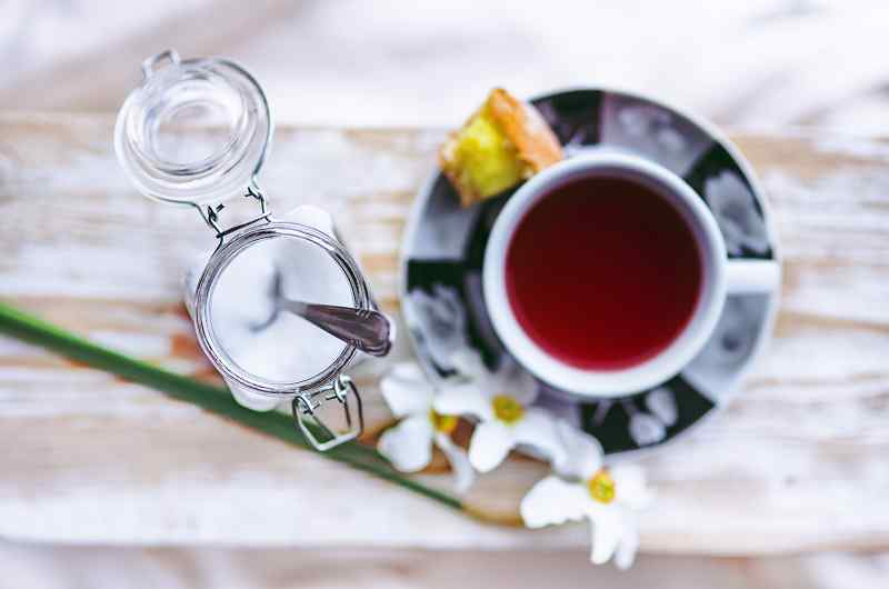 Stressed? Try Some Tea with Sugar - Medical News Bulletin