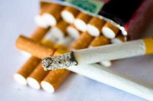 second hand smoke increases risk of stroke