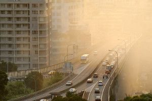 deaths due to air pollution
