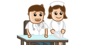 medical humor doctor and nurse