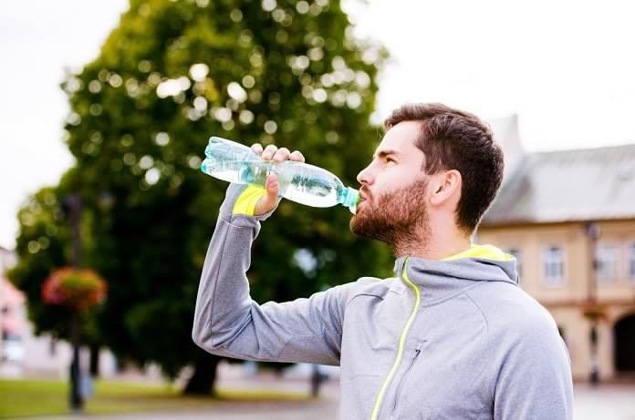 taste water