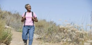endurance in older women