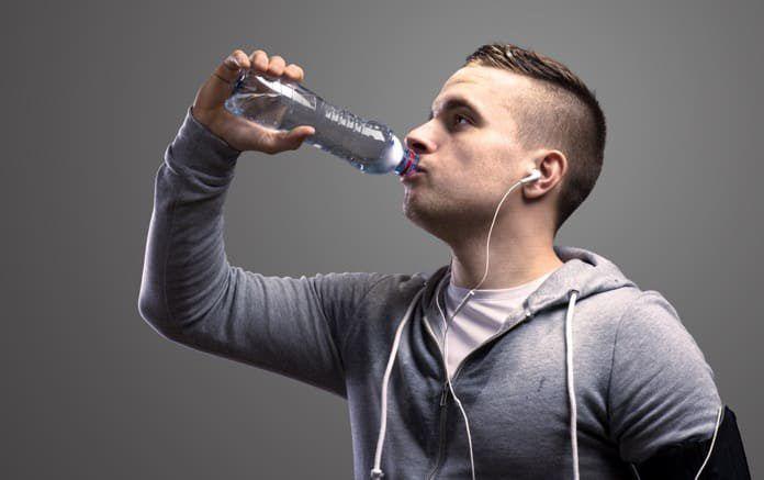pre-workout supplement